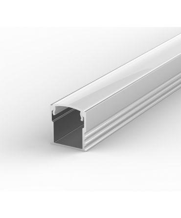 ALU LED Strip profiel 15mm x 15mm x 2m